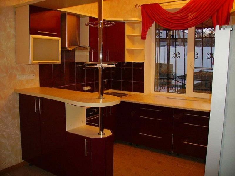 кухня МДФ пленка Хаус