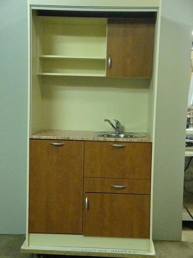 мини кухня для офиса 1