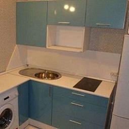 мини кухни угловые