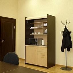 мини кухня в офис