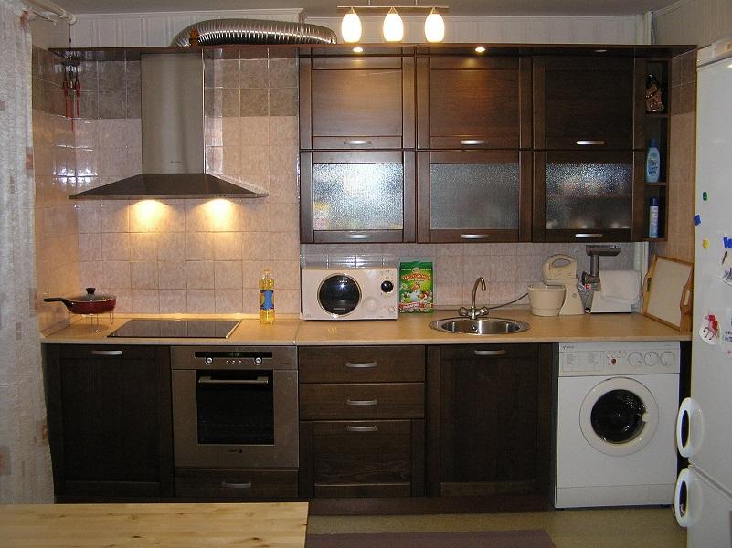 кухня модерн массив Дороти