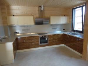 Встроенная кухня Мистраль