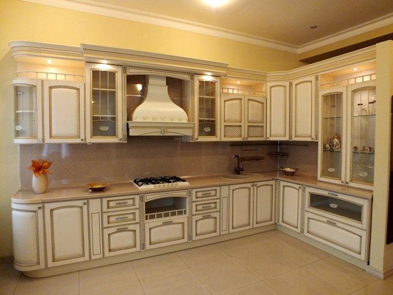 Классическая кухня Адонис