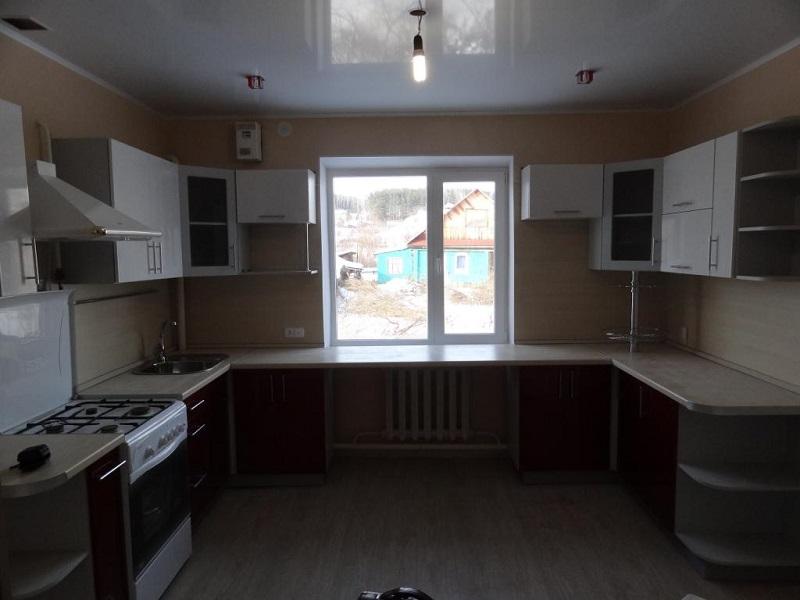 п-образная кухня Симорон