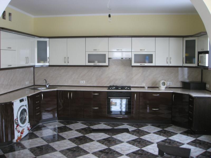 п-образная кухня Афина