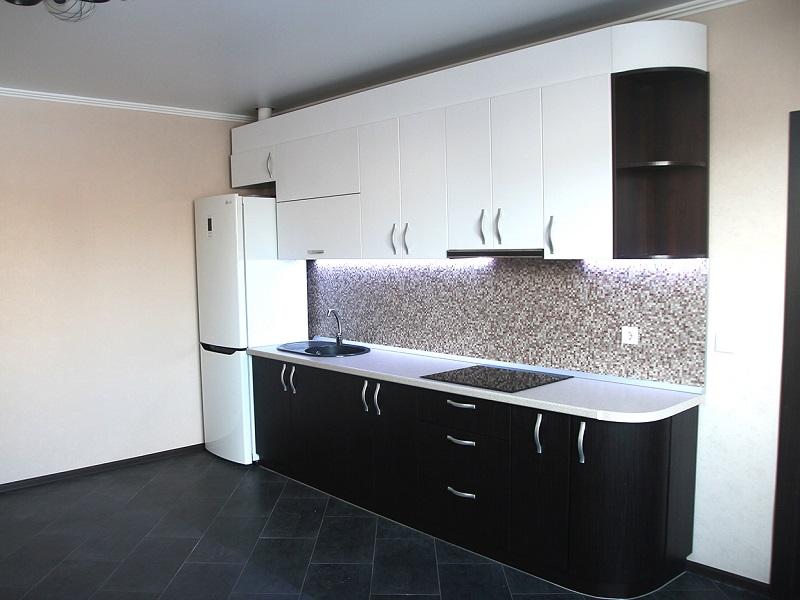 Прямая кухня Кампари