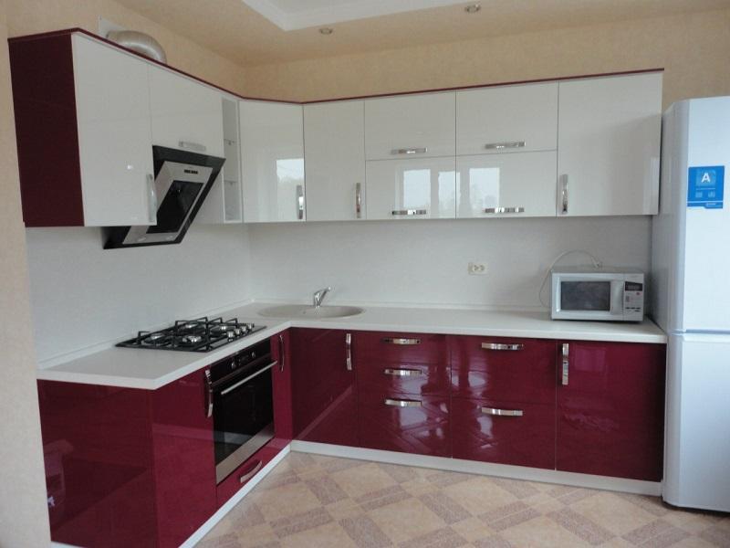 угловая кухня Бигарад