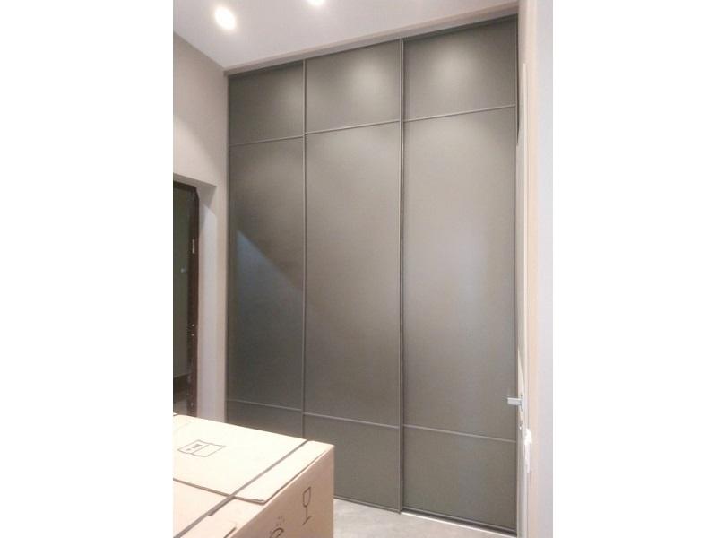 Двери-купе стекло матовое высотой 3 метра
